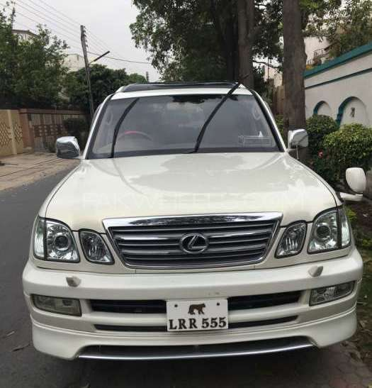Lexus Suv 2005 For Sale: Lexus LX Series LX470 2001 For Sale In Gujranwala