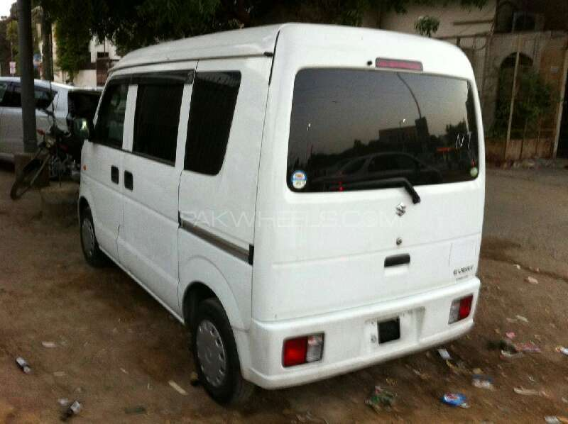 Suzuki Every Join 2011 Image-3