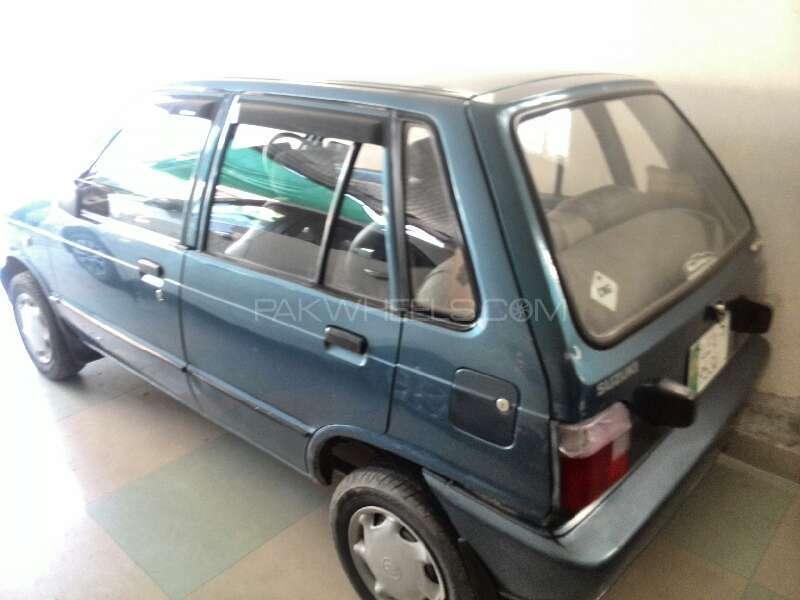 Suzuki Mehran VXR 2010 Image-3