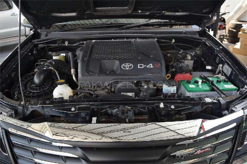 Toyota Hilux Vigo Champ G 2012 Image-2