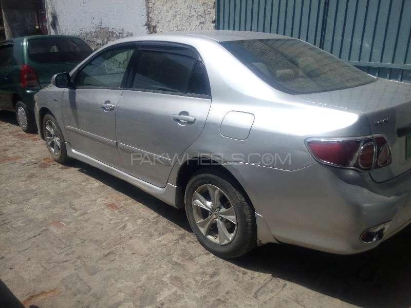 Toyota Corolla GLi 1.3 VVTi 2010 Image-3