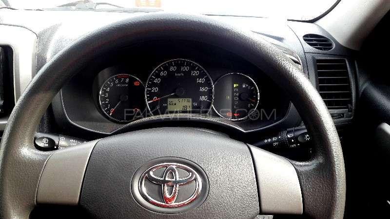 Toyota Rush 2010 Image-5