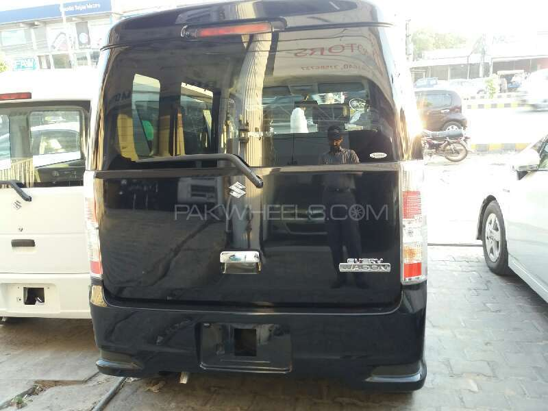 Suzuki Every Wagon 2011 Image-4