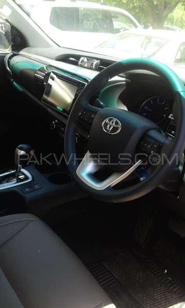 Toyota Hilux Revo G 2.8 2016 Image-5