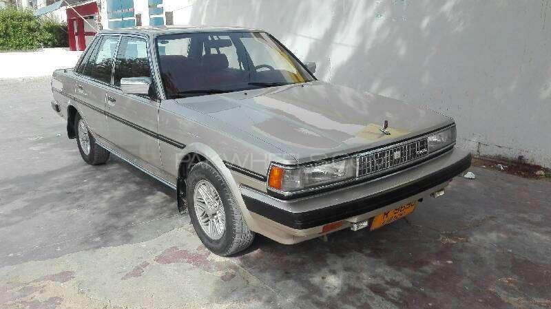 Toyota Cressida 1988 Image-2