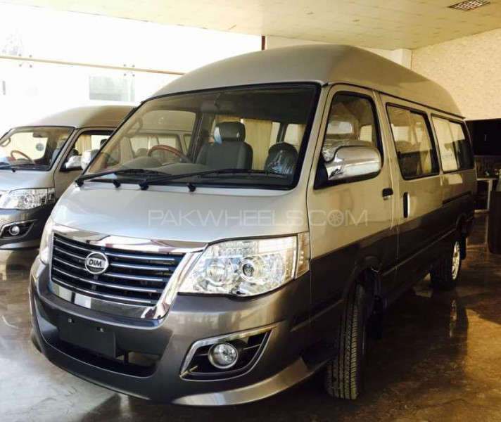 Used Toyota Under 5000: Toyota Hiace Mid-Roof 2.7 2013 For Sale In Lahore