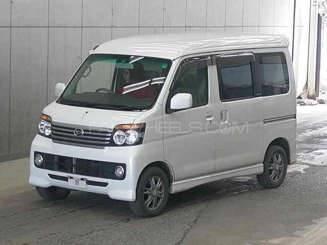 Daihatsu Atrai Wagon CUSTOM TURBO RS 2011 Image-1