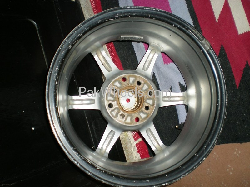 15 inch 6 spoke sports alloys for sale in islamabad for sale in islamabad car pakwheels. Black Bedroom Furniture Sets. Home Design Ideas