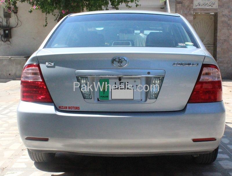 Toyota Corolla 2006 Image-3