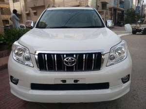 Used Toyota Prado TX Limited 2.7 2011