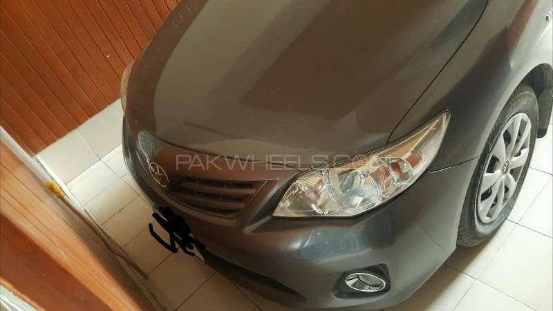Toyota Corolla XLi VVTi Limited Edition 2013 Image-1