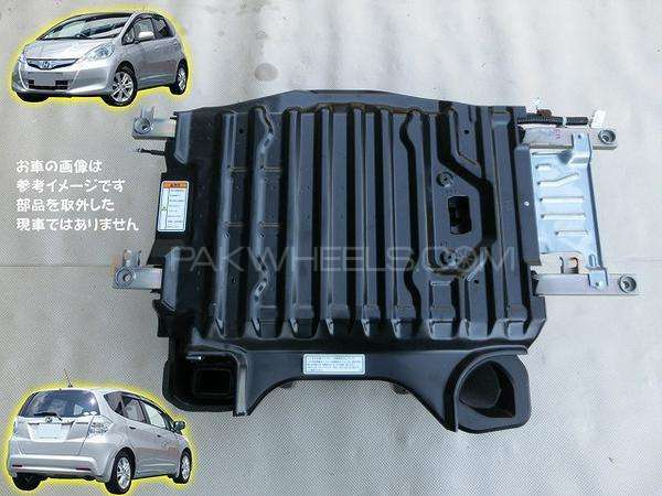 honda fit shuttle hybrid battery  Image-1
