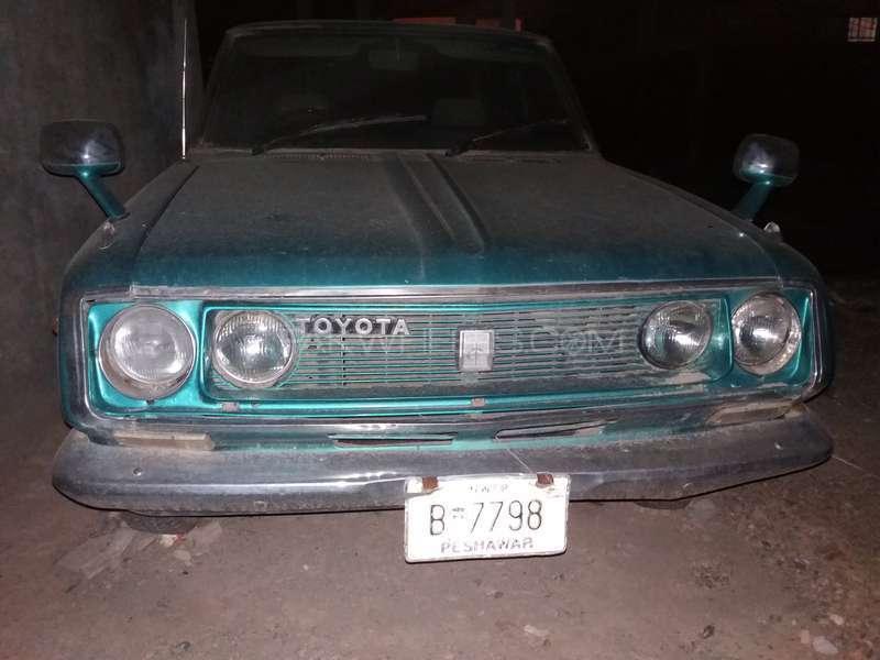 Toyota Corolla 1970 Image-1