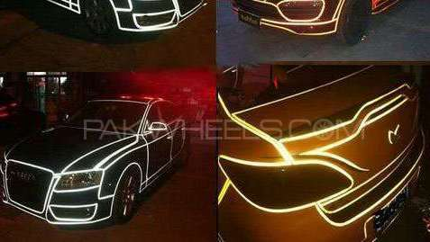 3m Reflective Luminous Tape Image-1