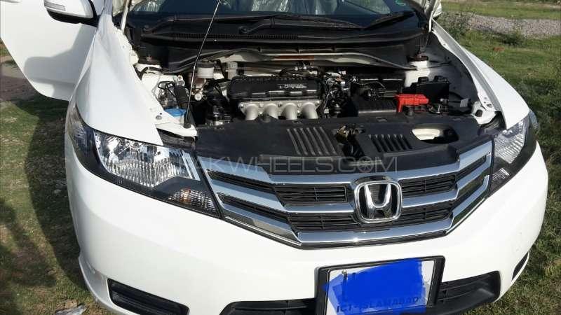 Honda City i-VTEC 2015 Image-19