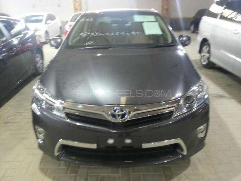 Toyota Sai 2013 Image-1