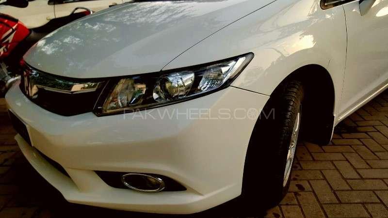 Honda Civic VTi Oriel Prosmatec 1.8 i-VTEC 2013 Image-8