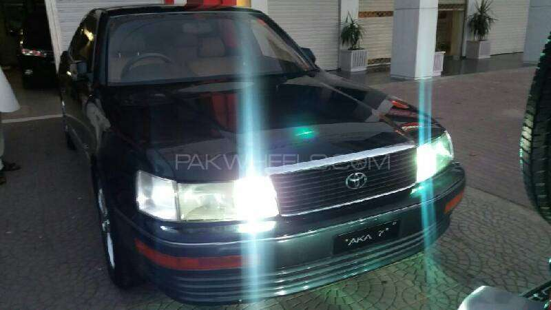 Lexus LX Series 1991 Image-1