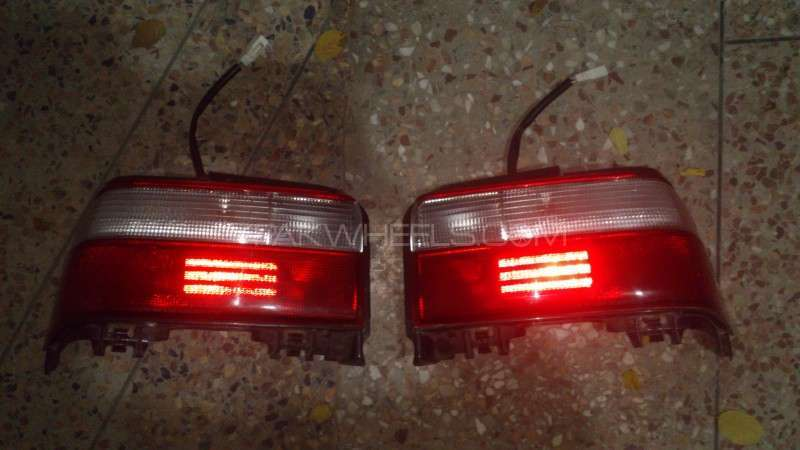 Toyota Indus Corolla Tail lights Image-1