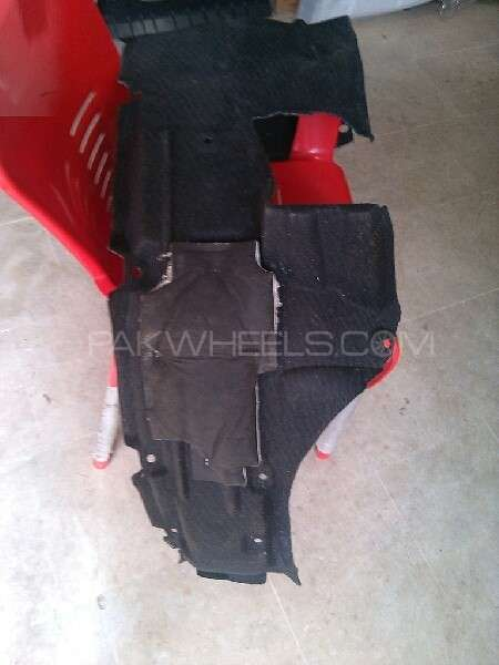 honda vezel carpet fender shield Image-1