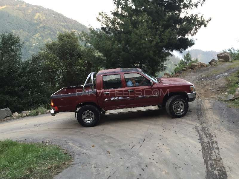 Toyota Hilux Double Cab 1990 For Sale In Rawalpindi