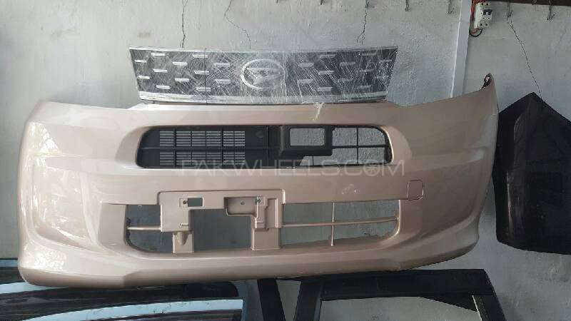 daihatsu move la150 front bumper complete Image-1