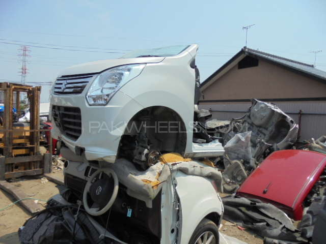 suzuki wagon r mh34 half cut Image-1