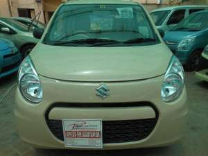 Suzuki Alto F 2013 for Sale in Lahore