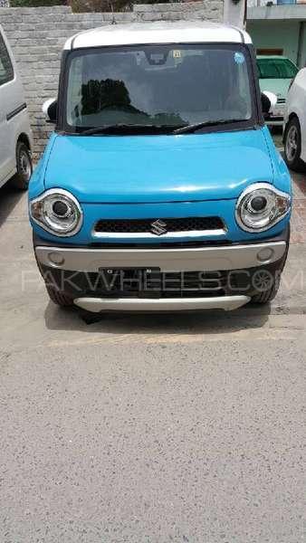 Suzuki Hustler 2014 Image-1