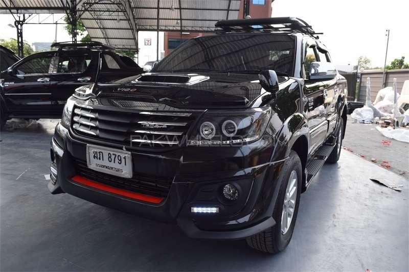 Toyota Hilux Vigo G 2013 Image-1