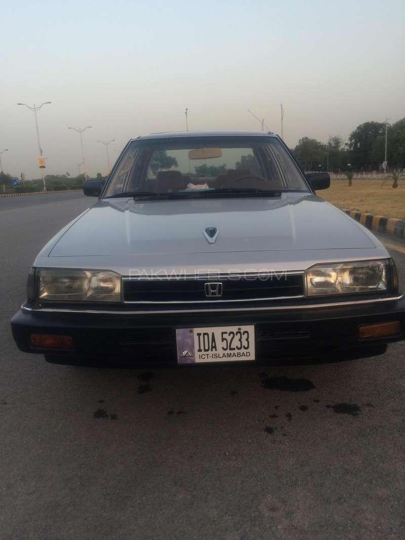 Honda Accord 1984 Image-1