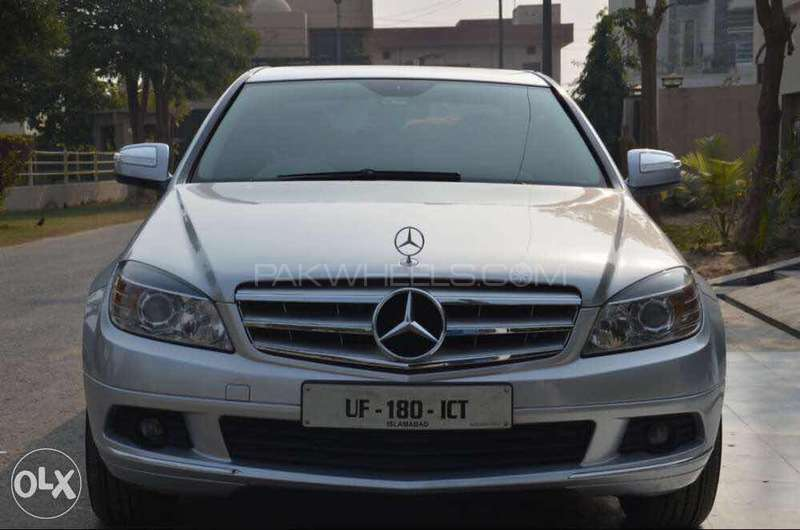 Mercedes benz c class c180 2008 for sale in bahawalpur for 2008 mercedes benz c300 for sale