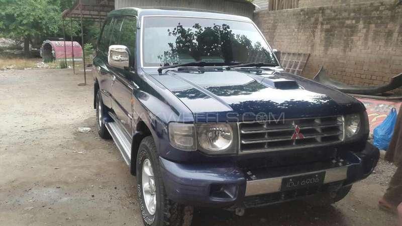Mitsubishi Pajero Exceed 2.8D 1999 Image-1
