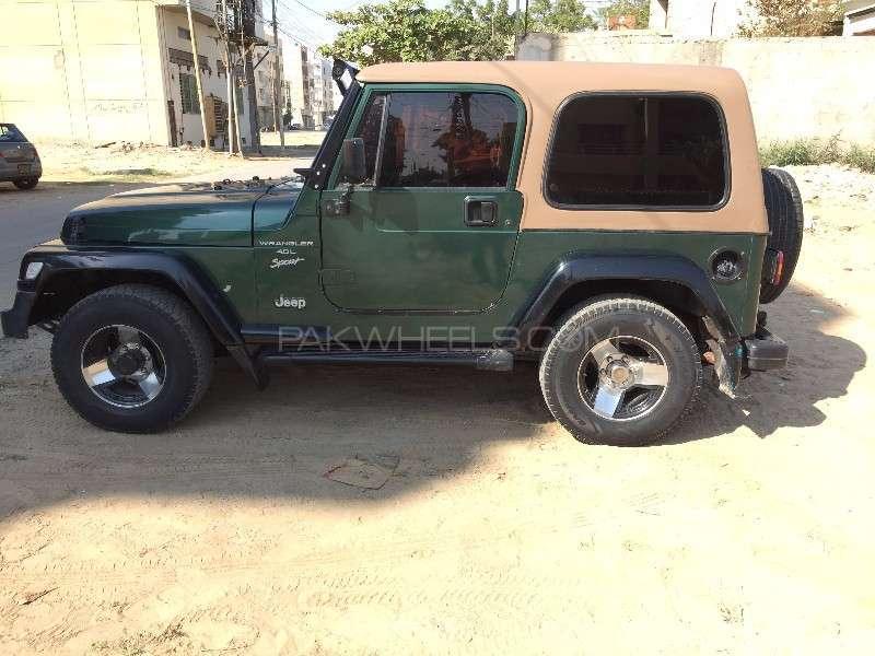 Wrangler Jeep Doors Image-1