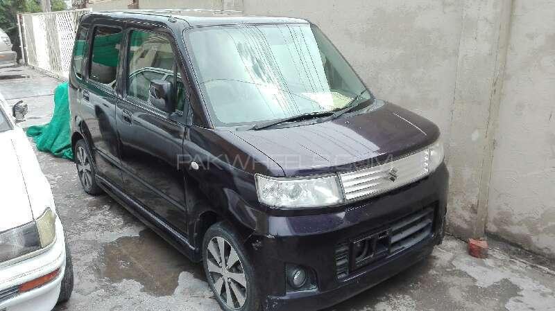 Suzuki Wagon R Stingray X 2008 Image-1