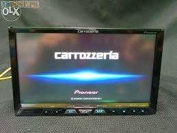 Pioneer carrozzeria Avic-ZH09 Car DVD video Player for VITZ  Image-1