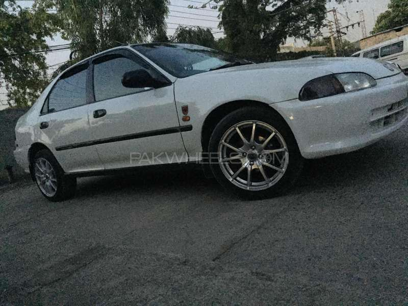 Honda Civic EX 1994 Image-10