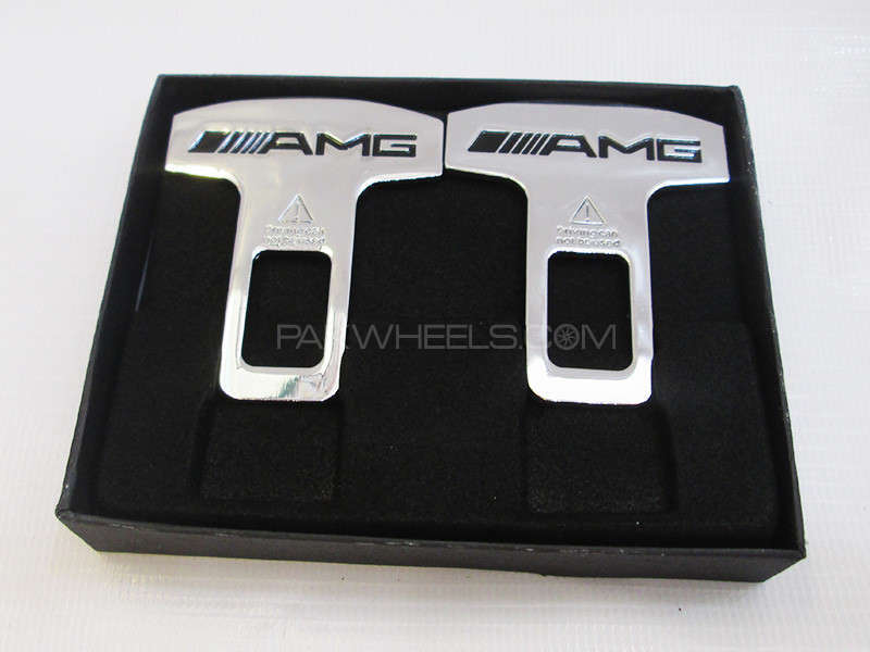 Seat Belt Buckle - AMG  Image-1