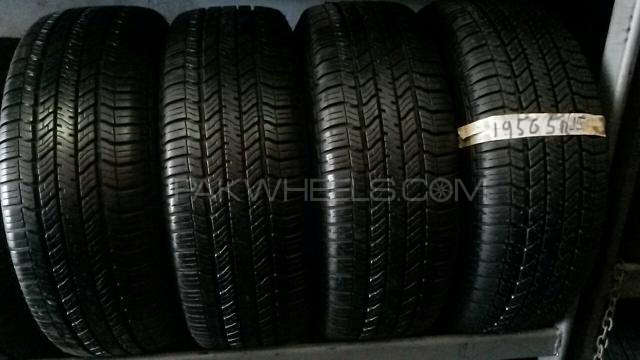 195-65r15 Pirelli tyres set imported used very good conditio Image-1
