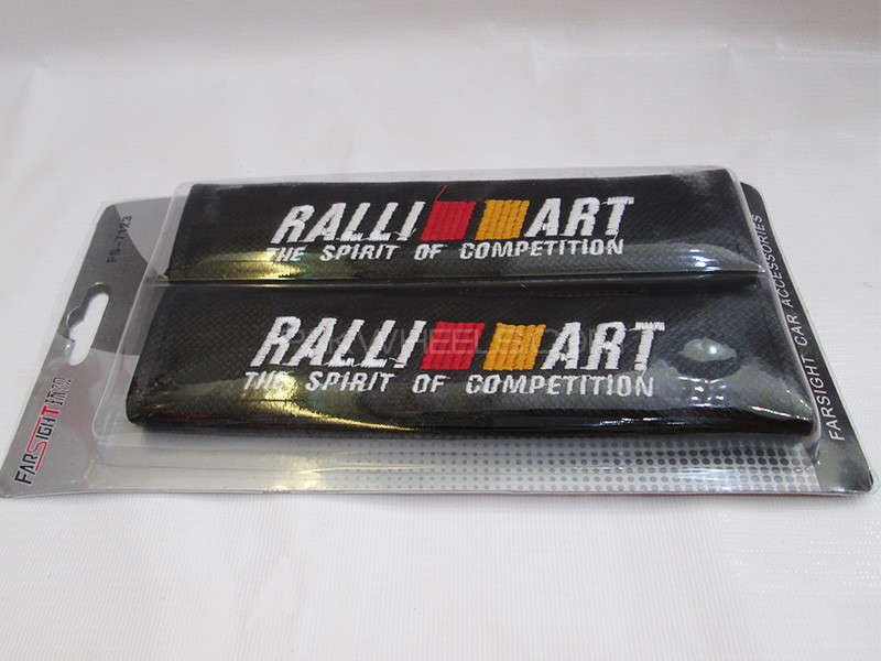 Seat Belt Cover - RALLI ART Image-1