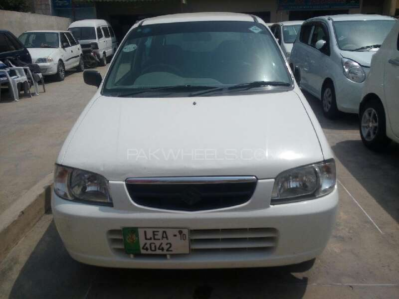 used suzuki alto 2010 car for sale in lahore 1684034 pakwheels. Black Bedroom Furniture Sets. Home Design Ideas