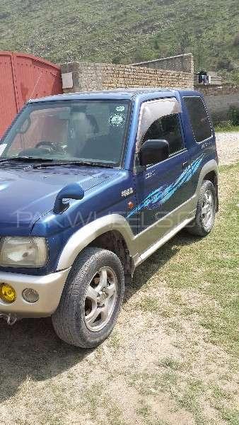 Mitsubishi Pajero Mini 1998 Image-10