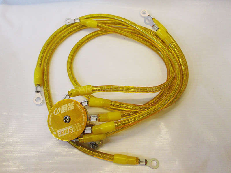 Earth Ground Wiring - D1 Spec Image-1