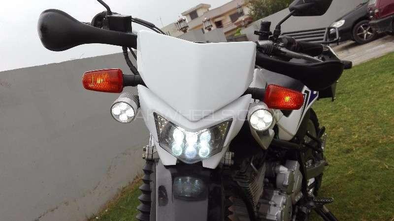 Yamaha XT250 2009 Image-1