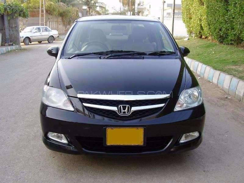 honda city vtec steermatic 2006 for sale in karachi