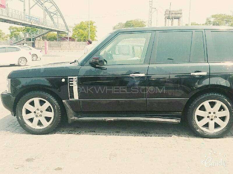 range rover vogue 2003 for sale in islamabad pakwheels. Black Bedroom Furniture Sets. Home Design Ideas