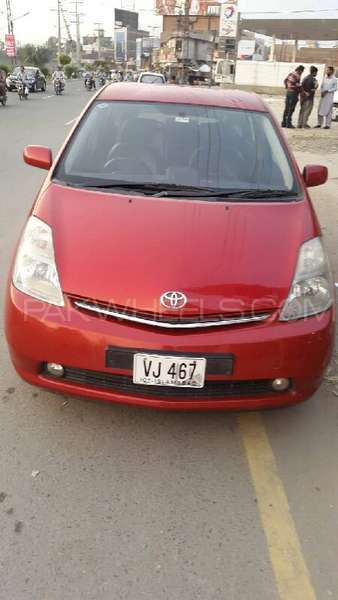 Toyota Prius G Touring Selection Leather Package 1.5 2007 Image-1