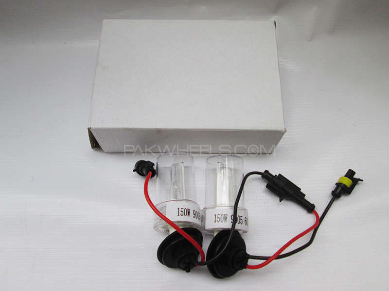 HID Bulbs - 150W 9005 Image-1