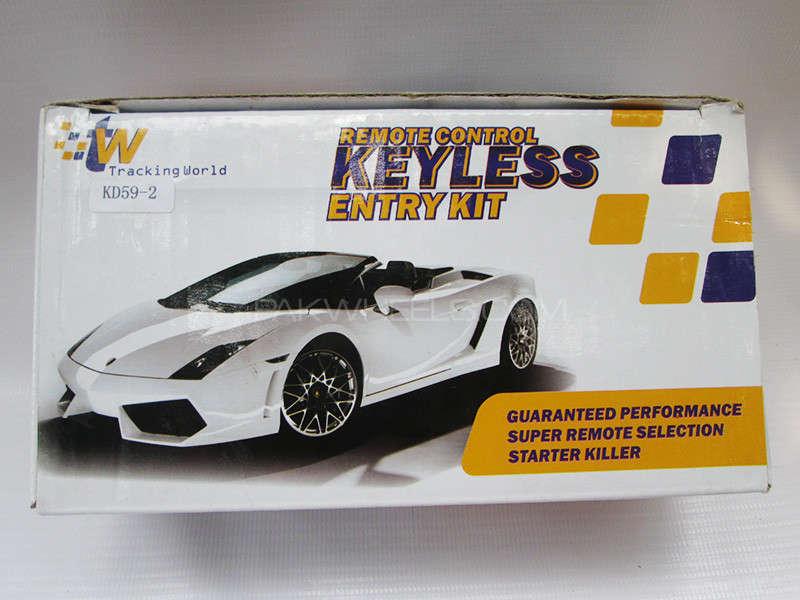 Keyless Entry - TW Image-1