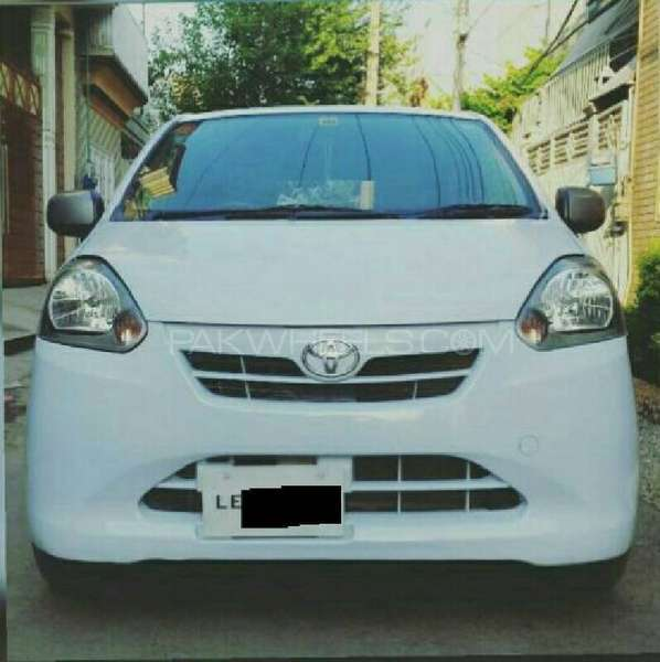 Toyota Pixis X 2012 Image-1